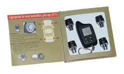 tires pressure monitoring system packing
